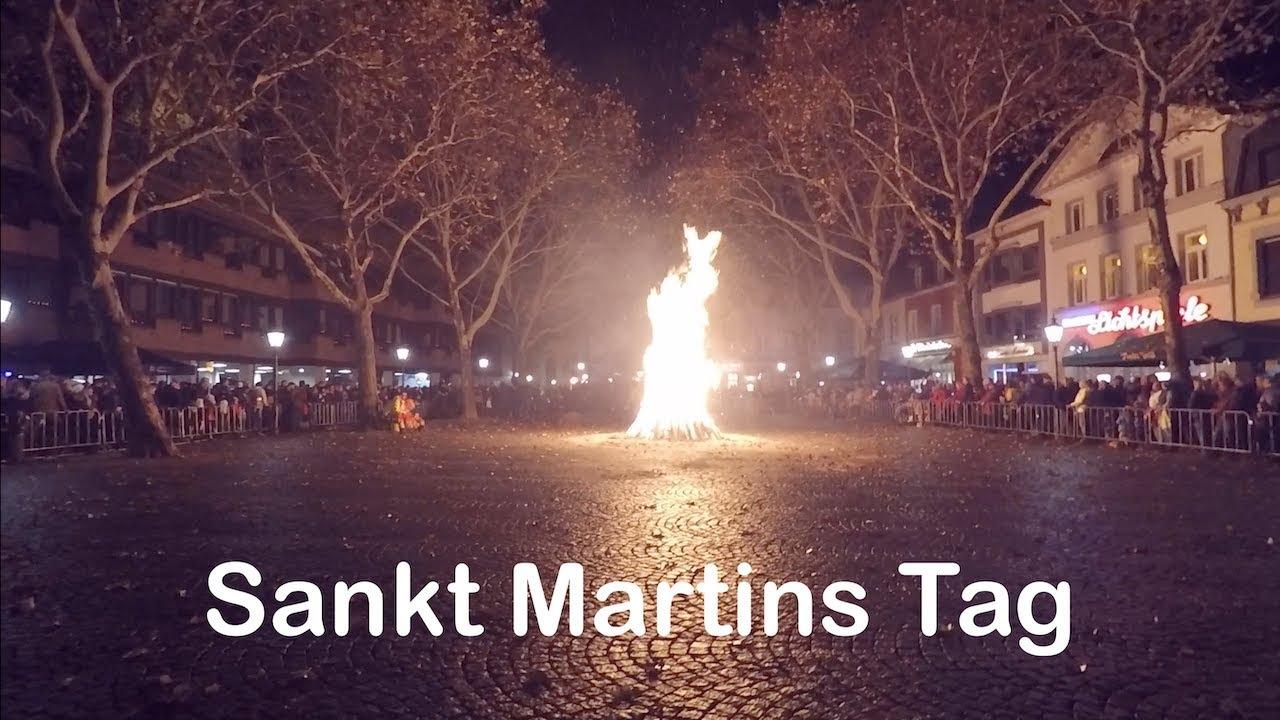 Sankt Martin Tag