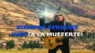 Pelo De Ambrosio - Alpaquitay (Karaoke)