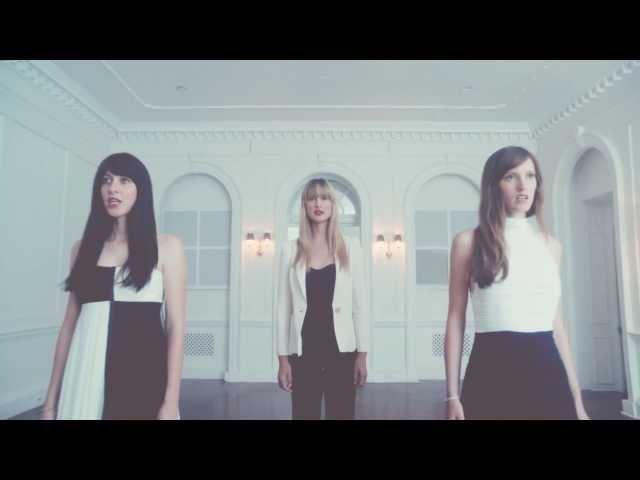 Lidérces órák az Au Revoir Simone új klipjében Recorder