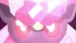 pokmon x and y diance and cocoon of destruction trailer