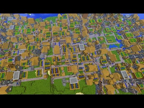 5 CRAZIEST MINECRAFT SEEDS!