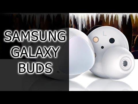 ОБЗОР | Samsung Galaxy Buds