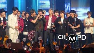 MPD직캠 방탄소년단 1위 앵콜 직캠 I NEED U BTS Fancam No 1 Encore Full Ver Mnet MCOUNTDOWN 150507
