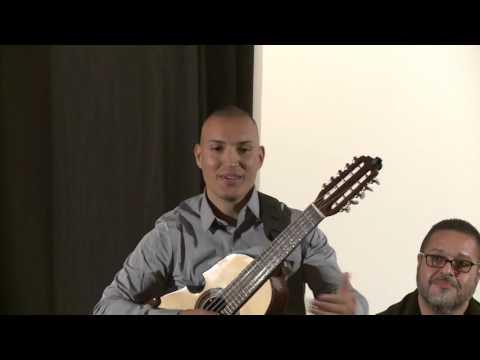 Puerto Rican Cuatro Performance by Gabriel Munoz