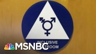Illinois Students On Transgender Bathroom Debate | MSNBC