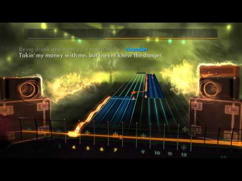 "Rocksmith 2014 Custom - ""Whiskey in the Jar"" - Metallica"