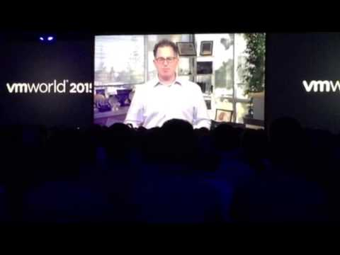 Michael Dell video address to VMworld Europe 2015 post EMC acquisition announcement