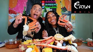 Seafood Boil with Bobby Lytes from Love & Hip Hop Miami