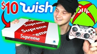 I BOUGHT A SUPREME Xbox ONE X OFF WISH FOR $10!! AND IT WORKS!