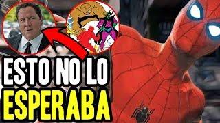 ¡Cosas LOCAS en Trailer de Spider Man FAR FROM HOME! análisis y descripción
