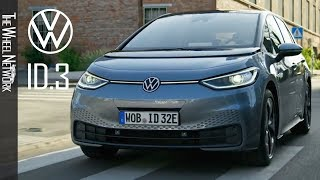 Volkswagen ID.3 Electric Car | Driving, Interior, Exterior