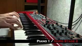 Piano sounds / KORG v.s YAMAHA v.s ROLAND v.s NORD