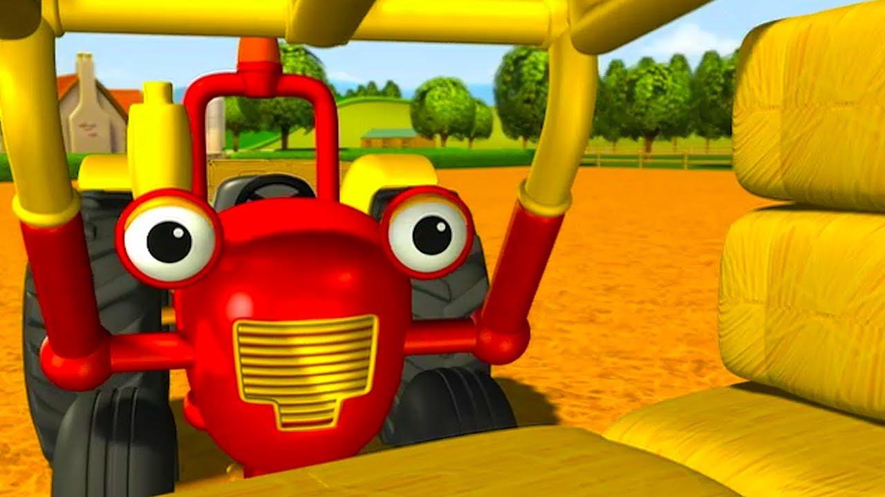 Tracteur tom nouvelle compilation 3 dessin anime pour enfants tracteur pour enfants youtube - Tracteur tom dessin anime ...