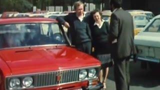 Фильм: Купил автомобиль ВАЗ-2106 год выпуска 1984.