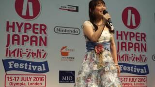 Azumi Inoue Live - Kimi Wo Nosete (Laputa Ending Theme)