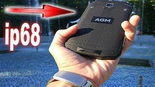 нЕУБИВАЕМЫЙ ТЕЛЕФОН AGM A8 с АЛИЭКСПРЕСС ОТЗЫВ ВЛАДЕЛЬЦА  КОНКУРС / КРУТОЙ БЮДЖЕТНИК НА Android 7.0