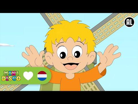 De Molen | Kinderliedjes | Liedjes voor peuters en kleuters | Minidisco