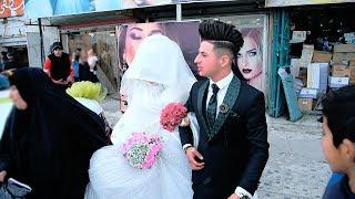 مو عرس ضيم البو محمد كطعو الشارع صدقة للعريس يخبل /زفاف حسين المحمداوي