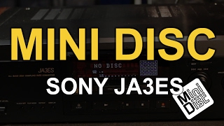 Sony JA3ES [Reduktor Szumu] #138
