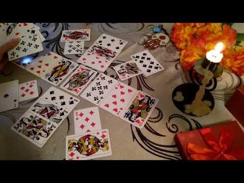 Цыганский расклад на 🤴 Короля  Онлайн гадание от Никки Ами
