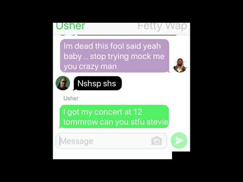 FUNNY! HIPHOP GROUP CHAT TEXT MESSAGES 💀