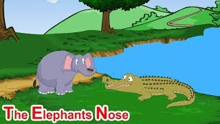 The Elephants Nose | Story for Babies | Sapna Advertising Co | Videos for Kids