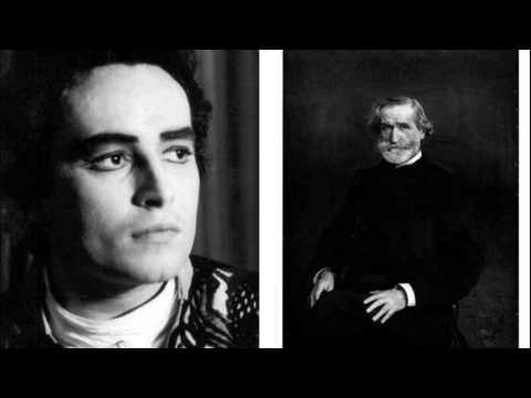 Jose Carreras. La rivedra nell' estasi.  Un ballo in maschera. G. Verdi.