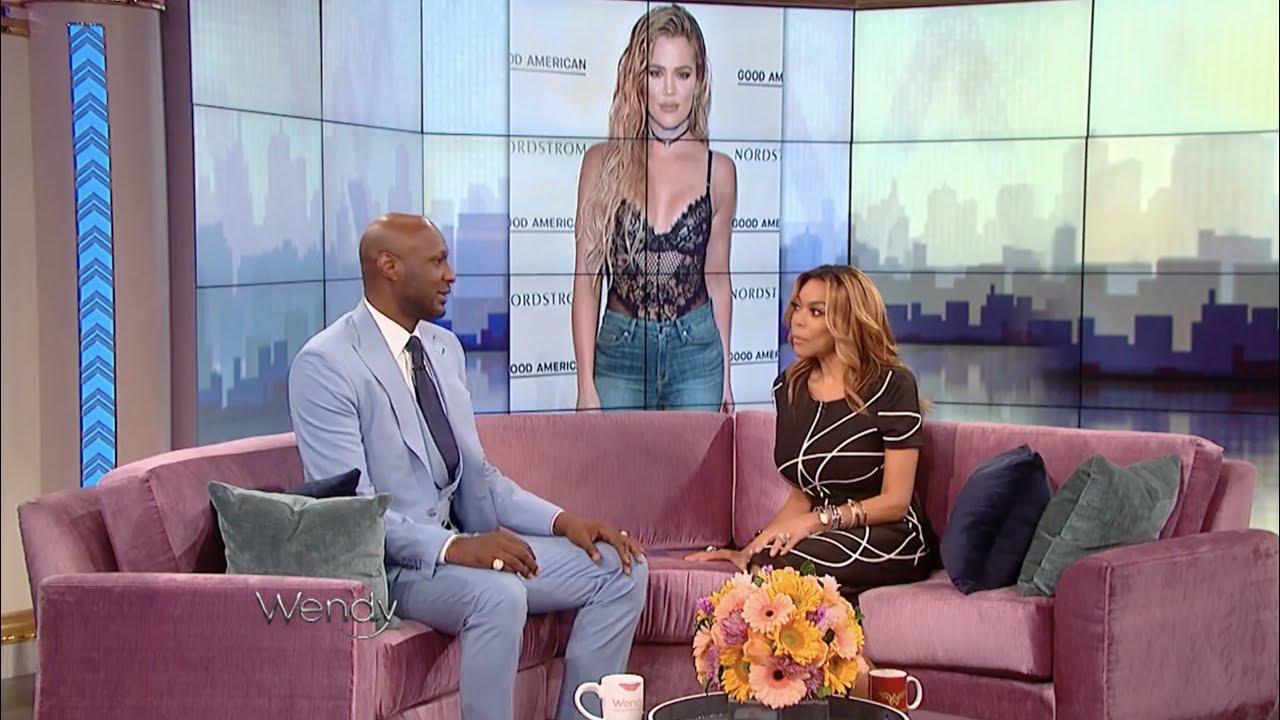 Exclusive Lamar Odom Talks Sobriety & Kardashians