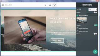 Parallax Effect - Mobirise HTML5 Website Builder v1.6