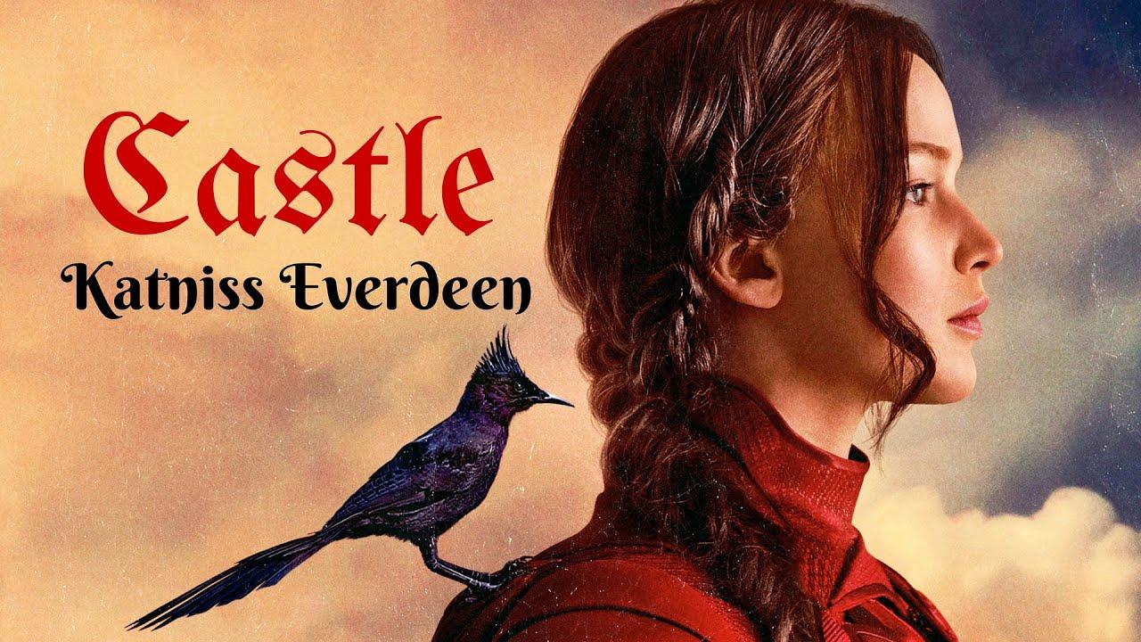 who is katniss everdeen dating