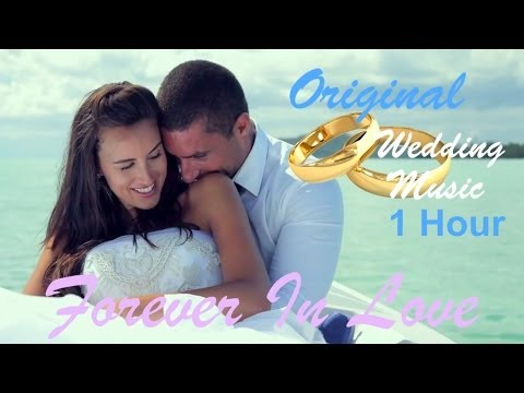 Wedding music instrumental love songs playlist 2014: Forever in Love (1 Hour HD Video)