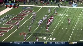 Falcons Demolish Giants(Falcons vs. Giants)