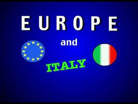Europe vs. Italy (Funny)