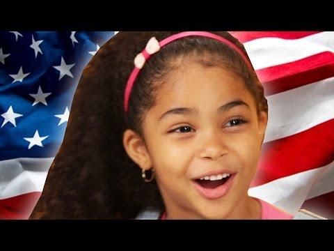 Kids Explain What Makes A Good President