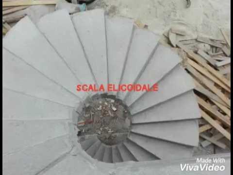 Scala elicoidale in cemento armato youtube - Scale elicoidali in cemento armato ...