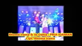 Ikke Nurjanah & Iis Dahlia - PRIA IDAMAN (Rita Sigiarto) - Ciptaan Rhoma Irama - 10,65
