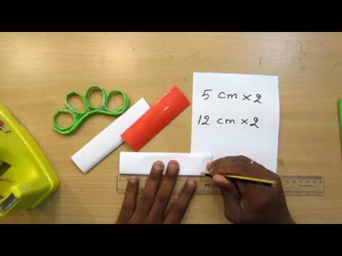 How to Make a Paper  knuckles sword   Easy paper knife ,blade tutorials