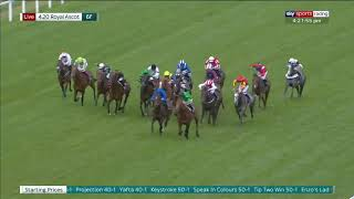Blue Point completes the sprint double at Royal Ascot