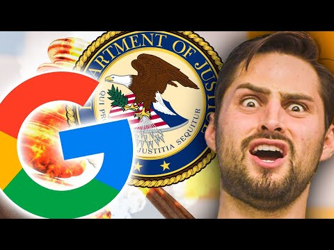 The Government SUED Google!?