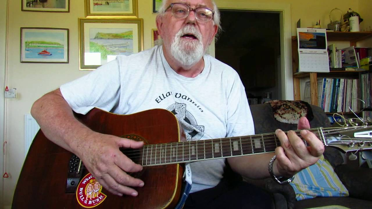 12 String Guitar Help Pour Out The Rain Including Lyrics And