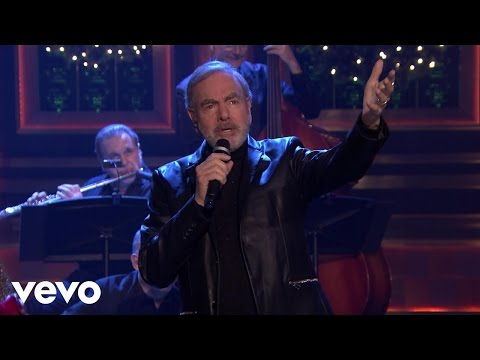 Neil Diamond - Christmas Medley (Live on The Tonight Show Starring Jimmy Fallon)