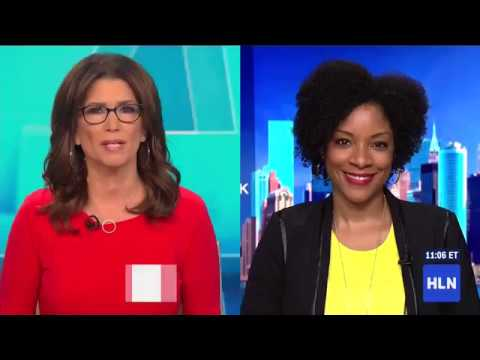 Download Zerlina Maxwell on HLN TV discussing the Rob Porter scandal