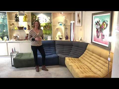 Fox Trot sofa