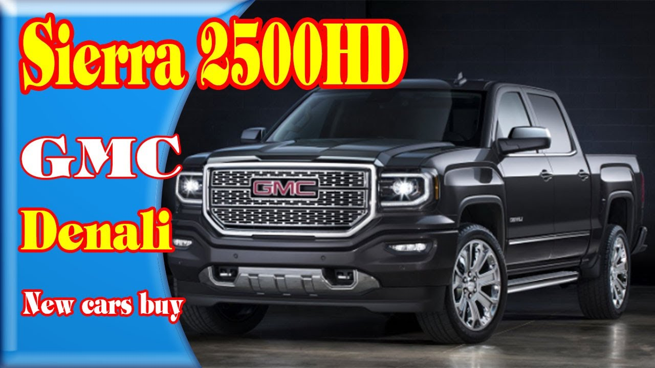2018 gmc 3 4 ton. contemporary gmc 2018 gmc sierra 2500hd  denali 2018  crew cabnew cars buy for 3 4 ton