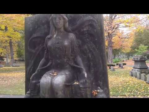 Cemetery Walk Through In Search of Witch Bonney