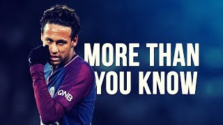 Neymar Jr - More Than You Know  Skills  Goals  20172018 HD
