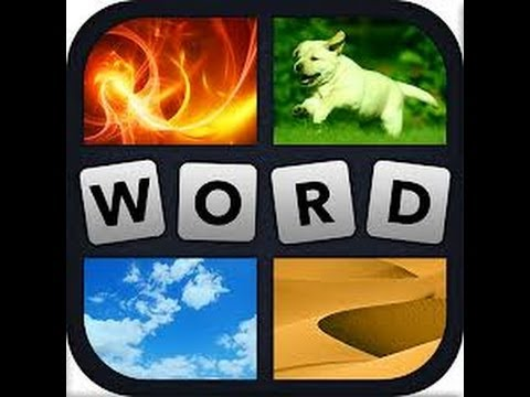 4 Pics 1 Word Levels 101 120 Answers Youtube