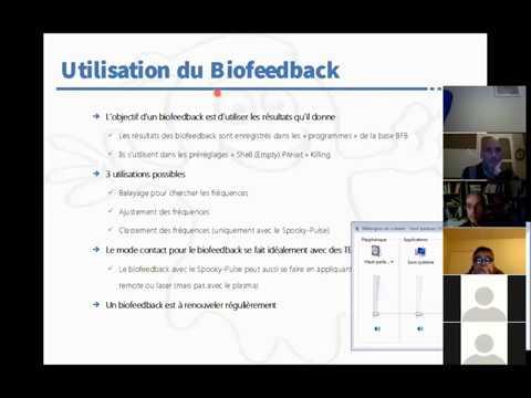 Spooky2 Biofeedback Conference Web du 21 Janvier 2019