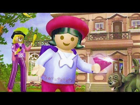 Playmobil - Laura's Happy Adventures (English UK) (1998)