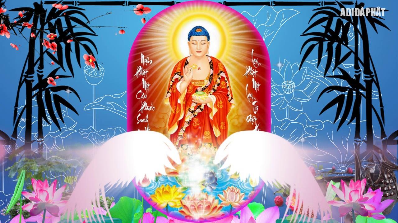 Tổng Hợp 10 Ảnh  Đức Phật A Di Đà Đẹp Nhất
